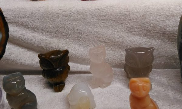 Animaletti pietra